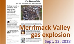Merrimack Valley gas explosion